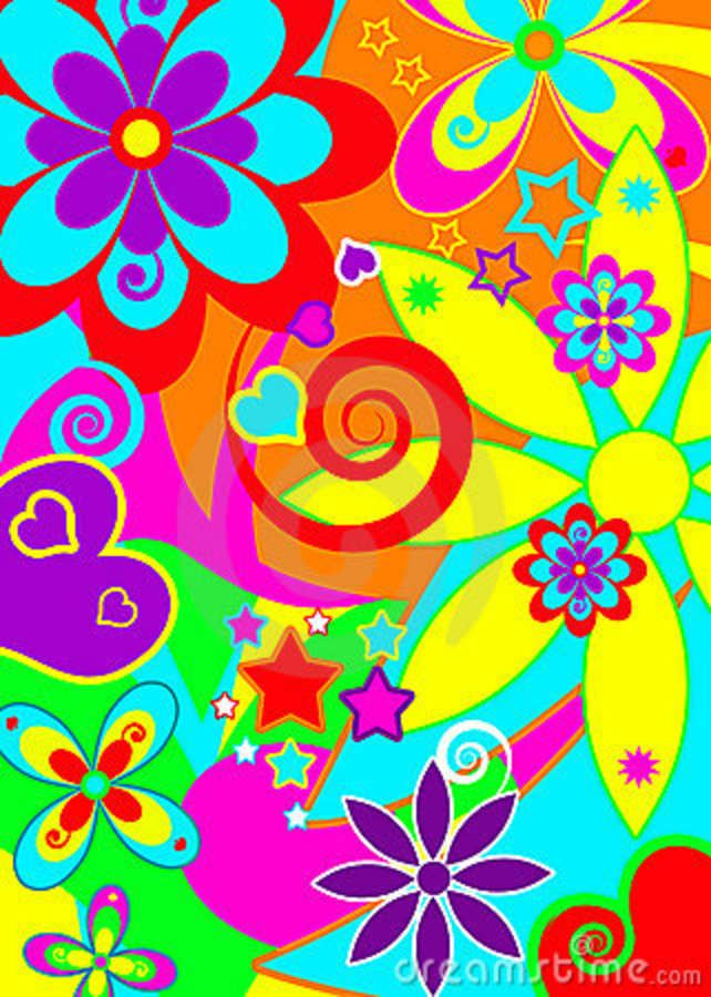 Finer Things Colchester Essex DJ Services Flower Power