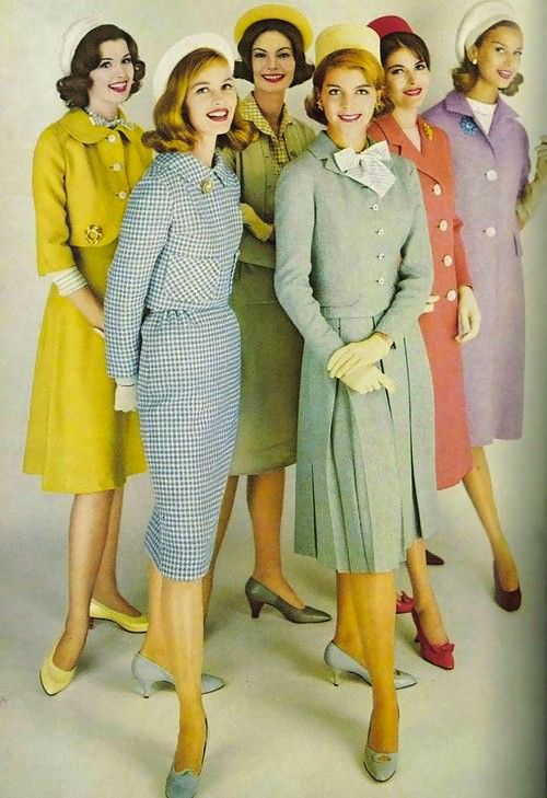 60s themed events parties fashion